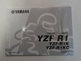 1998 Yamaha YZF-R1K YZF R1K Owners Owner Operators Manual 4XV-28199-70 NEW - $54.44
