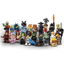 20 PCS LEGO NINJAGO Movie Sets Minifigures Figures Building Construction... - $153.65