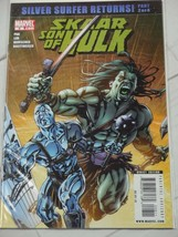 Skaar: Son of Hulk #8  Marvel Bagged and Boarded - C2978 - $2.69