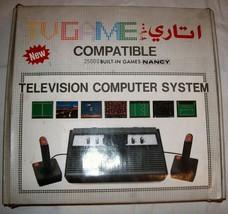 Rambo TV Games Atari 2600 Clone legendary TV console 25000 Games #01 - $180.00