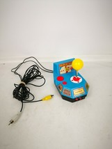 Namco JAKKS Pacific Ms. Pac Man Galaga Plug and Play 5 in 1 Electronic TV Game - $15.99