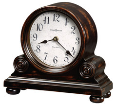Howard Miller 635-150 (635150) Murray Mantel/Mantle/Shelf Clock - Worn B... - $259.00
