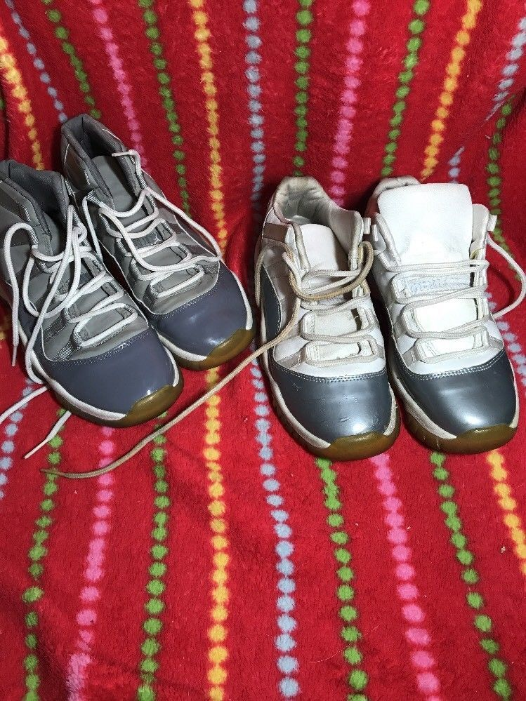 2a321b1f2c6 Youth AIR JORDAN Cool Grey kids youth Size 5 and 50 similar items. S l1600
