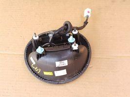 12-16 Hyundai Veloster Rear Hatch Backup Assist Camera Handle Tailgate Emblem image 4