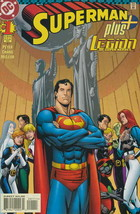 Superman Plus #1 VF/NM; DC | save on shipping - details inside - $1.99