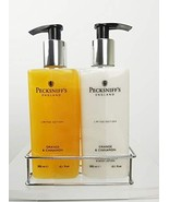 Pecksniffs Orange & Cinnamon Hand Wash and Body Lotion Set - $15.84