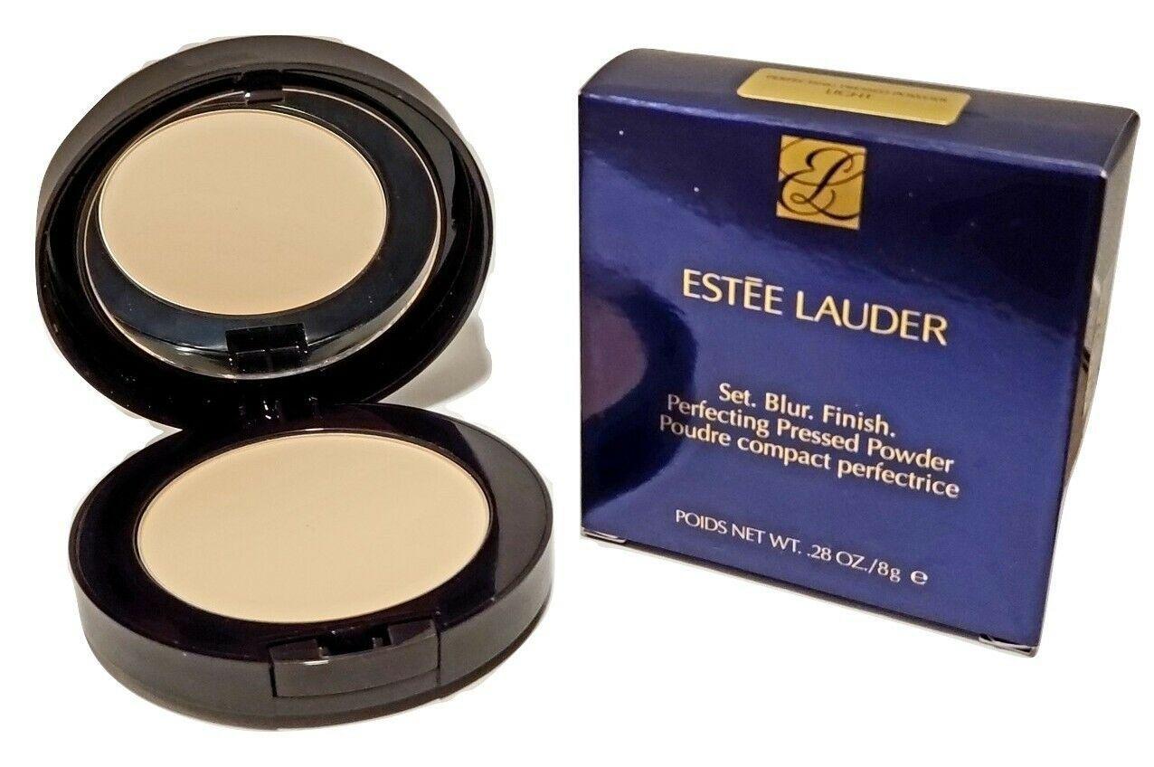 Estee Lauder Set. Blur. Finish Perfecting Pressed Powder Multiple Colors .28 oz - $24.00