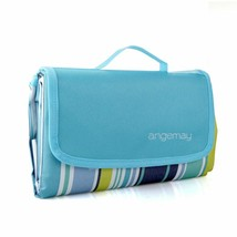 Angemay Outdoor  Picnic Blanket Extra Large Sand Proof and Waterproof Po... - $476,17 MXN