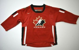 Nike Bauer Baby Toddler 24M Months Canada National Hockey Jersey Boys Gi... - $399,34 MXN