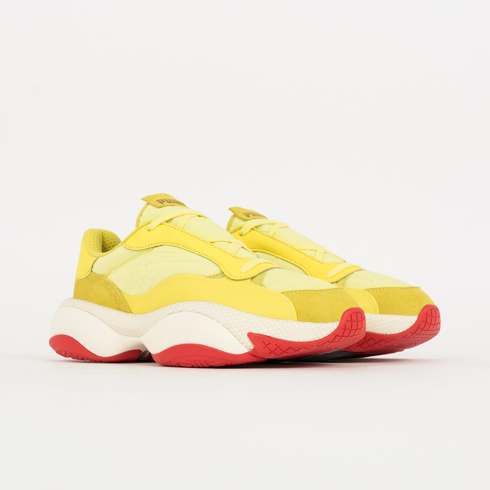 Puma Alteration PN-1 x Jannik Davidsen (Yellow/ Celery/ Limelight/ Red)