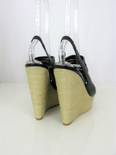 $169 Steven by Steve Madden 'Breannaa' Wedge Caged Sandal 9.5 NWOB