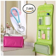 Hanging Toiletry Bag Cosmetic Travel Kit For Men And Women,Large (26?x11?), - $25.38