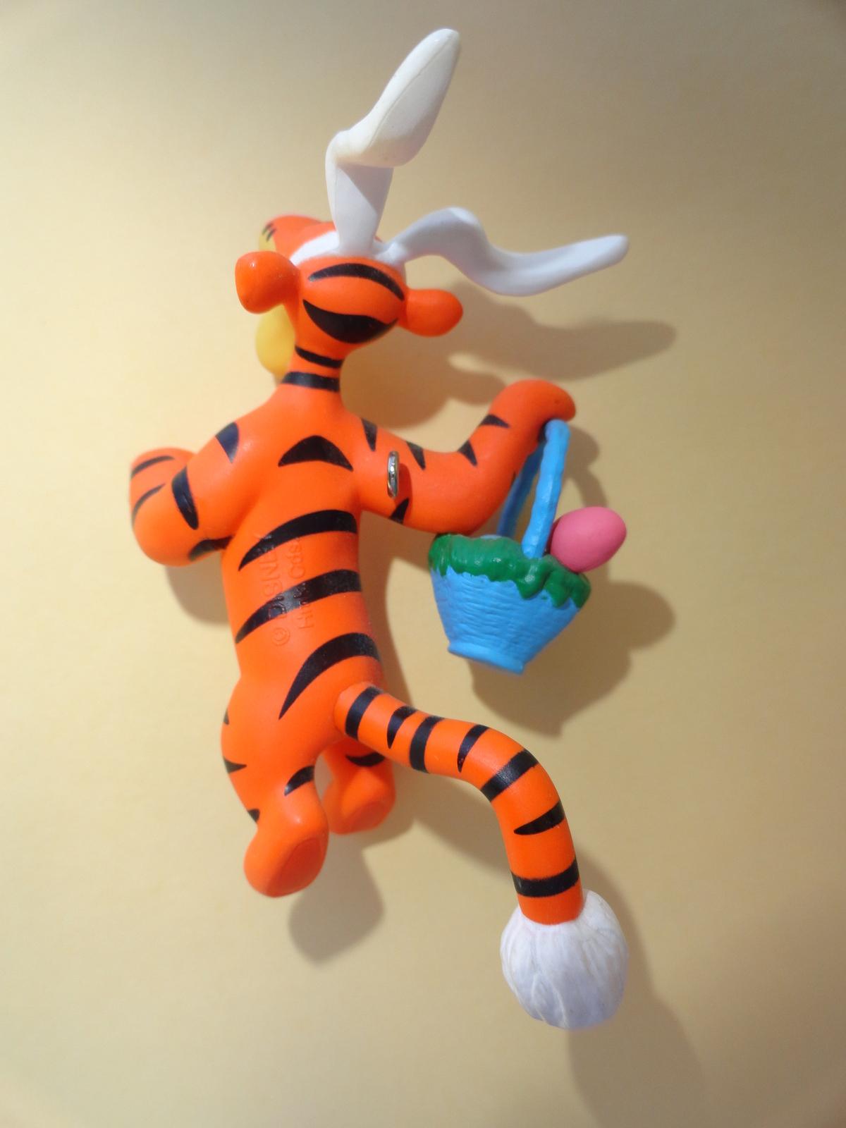 Tiggerific Easter Delivery Disney Tigger Hallmark Keepsake Ornament