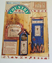 Daisy Kingdom No-Sew Fabric Panel Applique Home Tweet Home Country CutOuts 19303 - $9.49