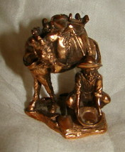 Vtg HALLMARK 1999 PROSPECTOR Gold Rush 49er Old West CHRISTMAS ORNAMENT ... - $5.00