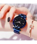 Yuhao® Luxury Women Watch Ladies Watch Starry Sky Magnetic Waterproof Fe... - $5.99