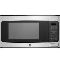 General Electric 1.1 Cu. Ft. Countertop Stainless Steel Microwave Oven - $127.99