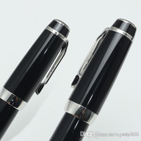 4 styles Limited edition MT series Fountain pen black or gold body with serial n