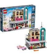 NEW LEGO Creator Expert Downtown Diner Set (10260) Sealed Unopened 2480 ... - $251.98
