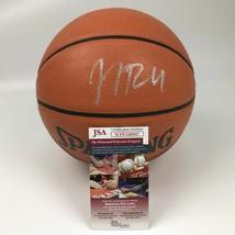 Autographed/Signed JJ J.J. REDICK 76ers FS Full Size Spalding Basketball JSA COA - $199.99