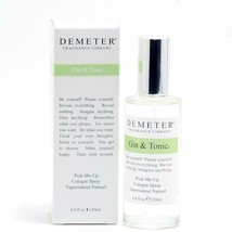 Demeter Gin & Tonic Men - Cologne Spray 4 OZ - $23.62