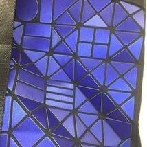 NWT New Blue Prism BAO BAO ISSEY MIYAKE BAG Backpack Messenger image 4