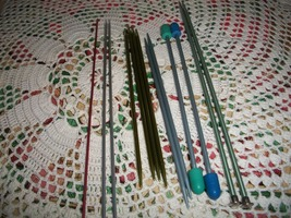 Knitting Needle Lot  - $12.00