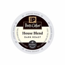 Peet's Coffee House Blend Coffee, 88 count K cups, FREE SHIPPING  - $68.99