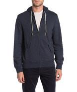 $88 Grayers Montague Zip Up Hoodiet, Navy, Size L - $29.69