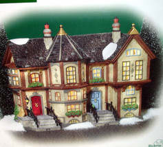 Department 56 HOWARD STREET ROW HOUSES #58728 Dickens Village NEW - $118.90