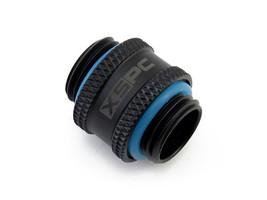 "XSPC G1/4"" Male to Male Rotary Fitting - Matte Black Finish - $7.87"