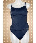Liz claiborne two piece adjustable straps swimwear - $10.00