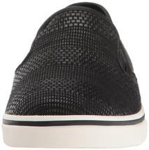 Ralph Lauren Women's Premium Janis Slip-On Athletic Fashion Sneakers Shoes Black image 6