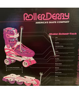 RD Roller Derby America's Skate Co. 2-1  in line and quad  Adjustable S... - $27.35