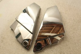 1986 Kawasaki ZG1200 Voyager XII 1200 Chrome Side Covers 36001-1334 - $74.79