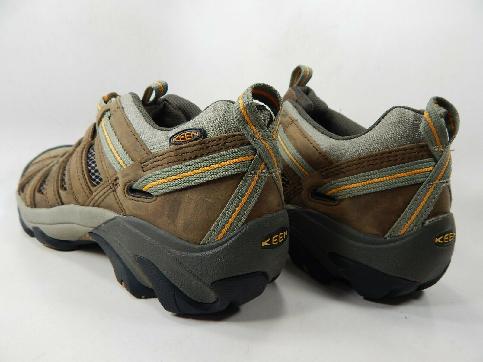 Keen Voyageur Low Top Size US 10.5 M (D) EU 44 Men's Trail Hiking Shoes Brown image 5