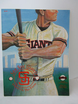 1988 SAN JOSE GIANTS PROGRAM - $6.25
