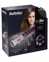Rotating Brush 4 Attachments 1000W GENUINE NEW Babyliss 2735E BeLiss Bru... - $148.49