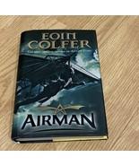 Airman by Eoin Colfer Hardcover Novel - $11.26