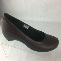 Merrell Womens Burgundy Shoe Select Fresh Performance Grip Cushion Heel ... - $32.71