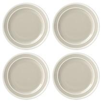 Kate Spade  Sculpted Stripe Beige Dinner Plates, Set of 4 - $79.20