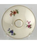 Lenox Rose J300 sugar bowl ( lid only ) (SKU EC 149) - $10.00