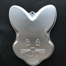 Unused Wilton Easter Bunny Brownie or Cookie Pan BIG 1998 2105-6205 - $7.99