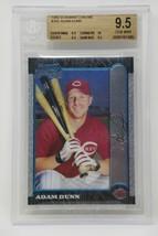 1999 Bowman Chrome #369 Adam Dunn Rookie Reds Beckett 9.5 GEM MINT - $47.49