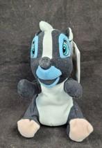 Disney Store Bambi Flower Bean Bag Plush Toy New - $11.99
