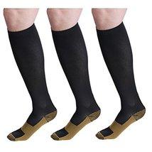 Bcurb Graduated Compression Socks Women and Men - Best Medical, Nursing,... - £12.16 GBP