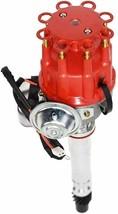 Chevy GM SBC R2R Small Distributor 283 305 327 350 383 400 8mm Spark Plug Wire image 2