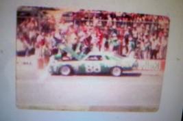 VINTAGE 1977 NASCAR JANET GUTHRIE KELLY GIRL ORIGINAL 35MM COLOR SLIDE - $12.59