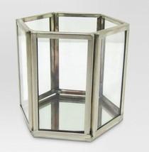 Terrarium Silver Small - Threshold™ (SET OF 3) - $16.82