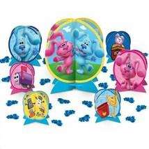 BLUES CLUES CENTERPIECE Party Table Decoration Birthday Confetti Dog 31PCS - $12.82